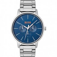 Hugo Boss - Stainless Steel Chronograph with Quartz Movement Watch