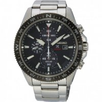 Seiko - Prospex, Stainless Steel Solar Divers 200m Watch