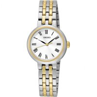 Seiko - Ladies , Two Tone 50m Bracelet