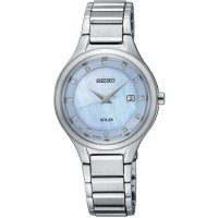 Seiko - Ladies , Stainless Steel 50m Date
