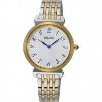 Seiko - Stainless Steel Ladies Two Tone Bracelet Ladies Watch