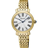 Seiko - Ladies, Yellow Gold Plated Watch