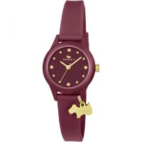 Radley - Watch It!, Silicone Maroon Strap Watch