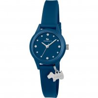Radley - Watch It!, Silicone Blue Strap Watch