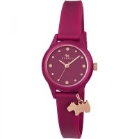 Radley - Watch It!, Ruby Silicone Watch