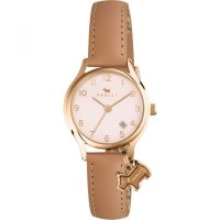 Radley - Liverpool Street Mini Ladies, Rose Gold Plated and Leather Watch