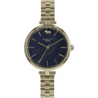 Radley - ST. Dunstans, Yellow Gold Plating Bracelet Watch, Size 34mm