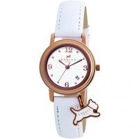 Radley - Darlington, White Leather Strap Watch