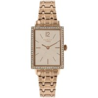 Radley - Primerose Hills, Cubic Zirconia Set, Rose Gold Plating Bracelet Watch, Size 28mm