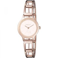 Radley - Wimbledon, Cubic Zirconia Set, Rose Gold Plate Bracelet Watch