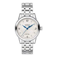 Montblanc - Boheme, Dia 0.046ct Set, Stainless Steel - Automatic Watch, Size 30mm