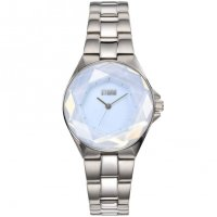 Storm - Crystana Ice Blue, Stainless Steel Watch - 47254-IB