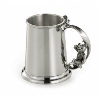 Royal Selangor - Teddy Bears Picnic, Pewter Childs Mug