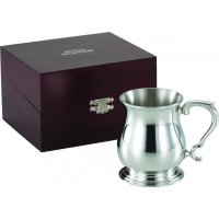 Royal Selangor - Highly Polished, Pewter 56cl Tankard Bell, Size 1 Pint