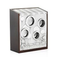 Royal Selangor - Bunnies Day Out, Pewter Coin Box Ballon