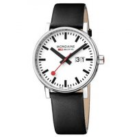 Mondaine - EVO2 40, Stainless Steel Watch