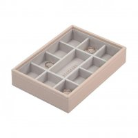 Stackers - Blush, Mini Small Trinkets Layer Jewellery Box