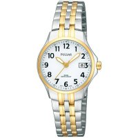 Pulsar - Stainless Steel Ladies Watch