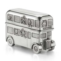 Royal Selangor - Bunnies, Pewter Trinket Box