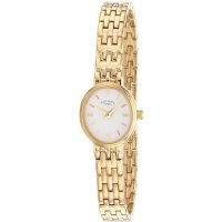 Rotary - Timepieces Ladies Gold Plated Bracelet Watch