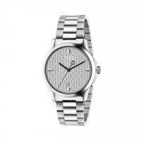 Gucci - Timeless, Stainless Steel - Size large