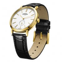 Rotary - Gold Windsor Offset Gents