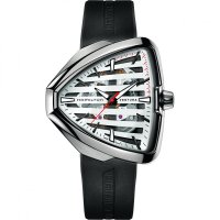 Hamilton - Ventura, Stainless Steel Automatic Elvis Skeleton Watch
