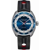 Hamilton - Pan Europ, Stainless Steel Pan-Europ Automatic Watch