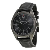 Hamilton - Khaki, Stainless Steel Quartz Field Watch