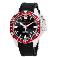 Hamilton - Khaki Navy , Stainless Steel Frogman Automatic Divers Watch