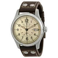 Hamilton - Khaki Field , Stainless Steel Automatic Watch