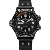 Hamilton - Khaki Aviation, Stainless Steel Automatic Aviation X-wind