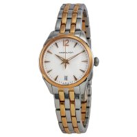 Hamilton - jazzmaster, Yellow Gold Plated Jazzmaster Quartz Bracelet Watch
