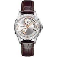 Hamilton - Jazzmaster, Stainless Steel Automatic Skeleton Watch
