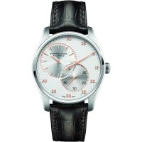 Hamilton - Jazzmaster, Stainless Steel automatic Regulator Watch