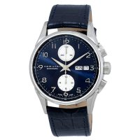 Hamilton - Jazzmaster, Stainless Steel Automatic Chronograph Watch