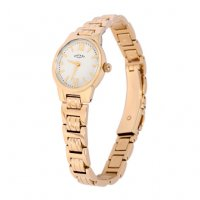 Rotary -  Ladies Gold plated Olivie watch