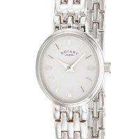 Rotary - Stainless Steel Ladies Bracelet Watch