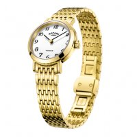 Rotary - Yellow Gold Plated Bracelet Watch