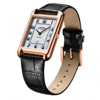 Rotary - Cambridge, Rose Gold Plated Quartz Watch