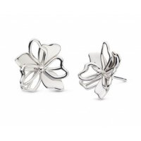 Kit Heath - Blossom Bloom, Sterling Silver Stud Earrings