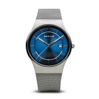 Bering - Classic, Stainless Steel Bracelet Watch