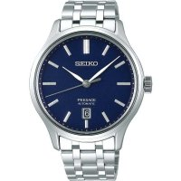 Seiko - Presage, Stainless Steel automatic bracelet watch