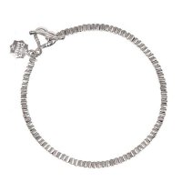 Dower and Hall - Nomad, Sterling Silver Kubes Bracelet