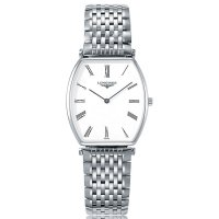 Longines - Grand Classique, Stainless Steel - Crystal Glass - Quartz Watch, Size 29MM