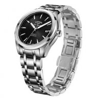 Rotary - Le Originales, Stainless Steel/Tungsten Auto watch 40mm