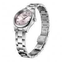 Rotary - Rotary Stainless Steel Oxford Diamond Ladies Watch