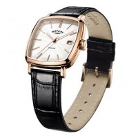 Rotary - Rose Gold Plated Quartz watch