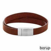 Son of Noa - Leather - Bracelet, Size 19cm