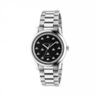 Gucci - G-Timeless, Black Onyx Set, Stainless Steel  Automatic Watch